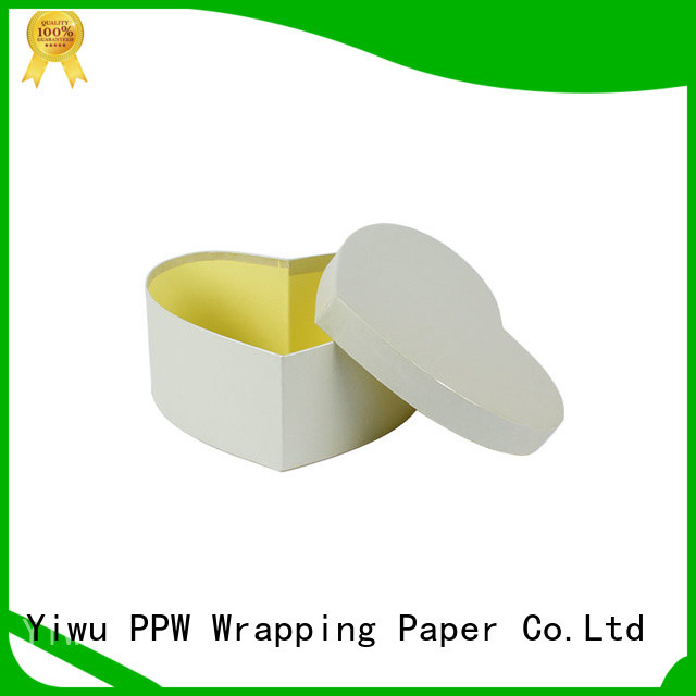 PPW custom printed boxes supplier for birthday