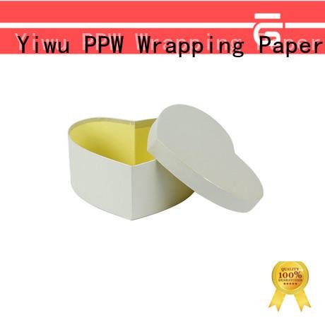 PPW custom gift card box on sale for festival