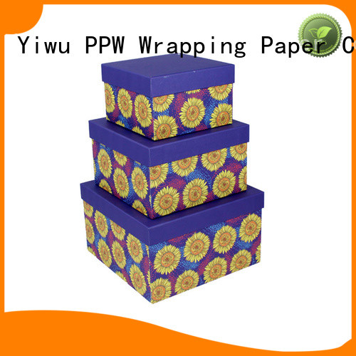 PPW custom gift boxes on sale for Valentine