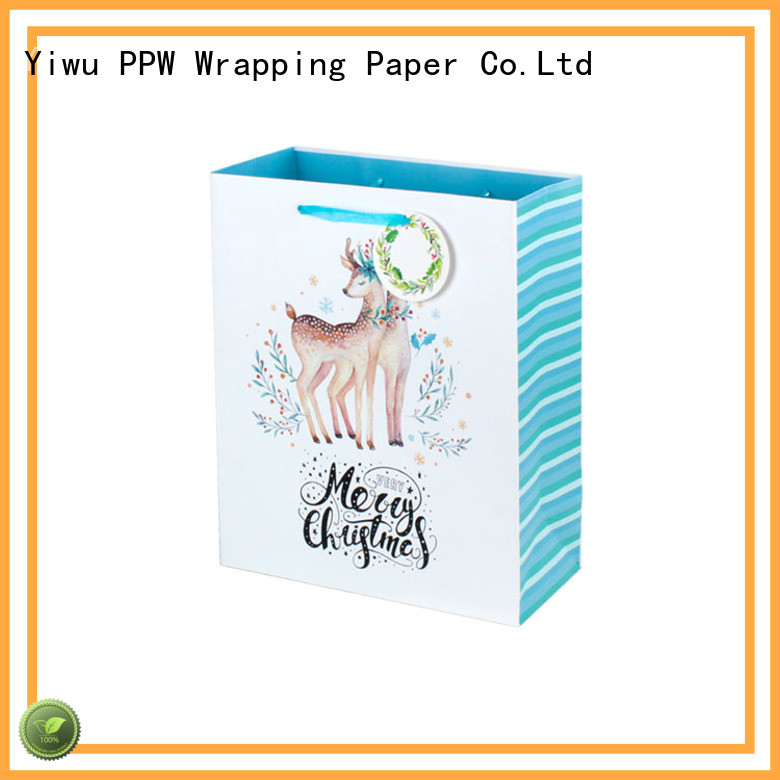 PPW personalised gift bags wholesale