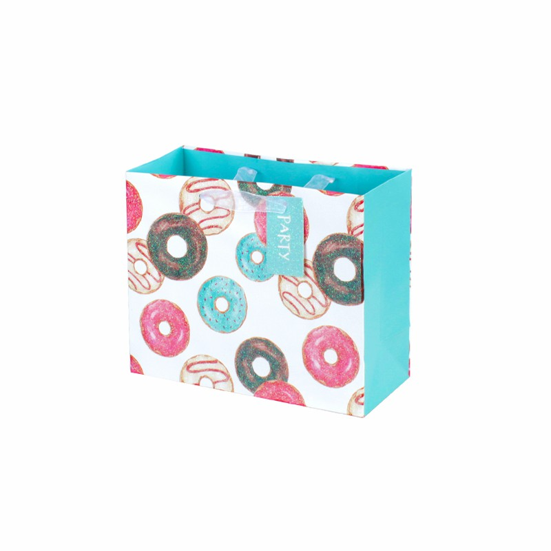 PPW custom paper shopping bags wholesale-1