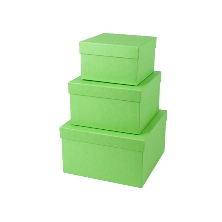 Pure Color Birthday Gift Box Bulk Gift Box Customization