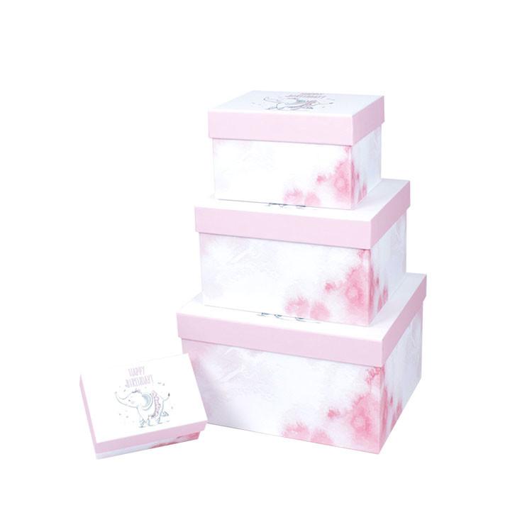 Christmas Cosmetic Gift Box Decorative Gift Box Custom
