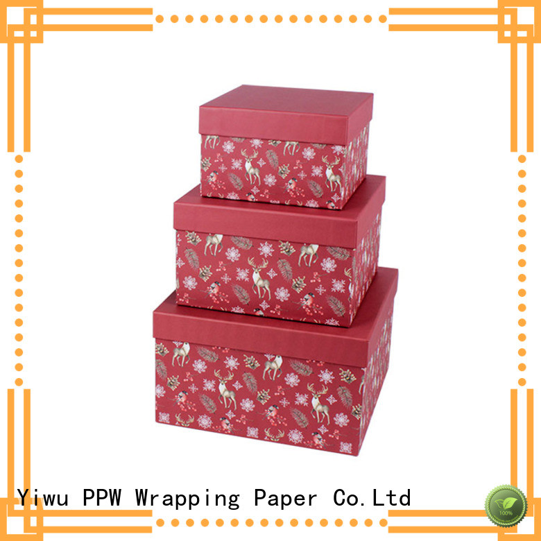 eco-friendly cardboard packaging manufacturer for Christmas