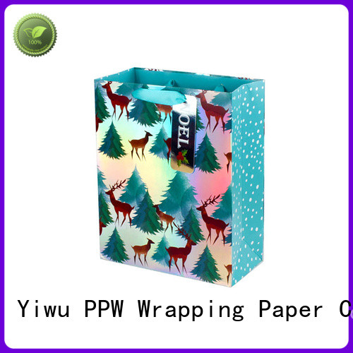 PPW professional paper bag supplier