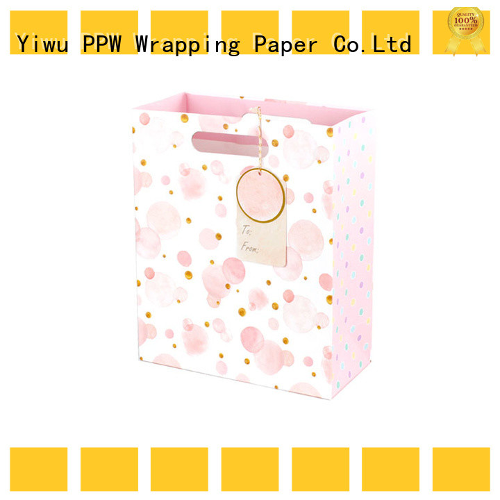 PPW packaging printing supplier for wedding