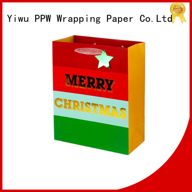 professional paper shopping bags wholesale for advertising