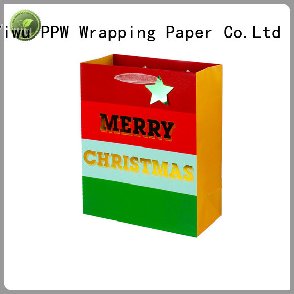 popular paper gift bags factory price for advertising