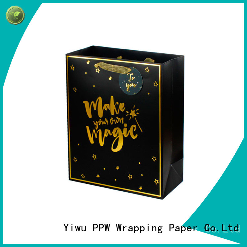 PPW popular kraft bags factory price
