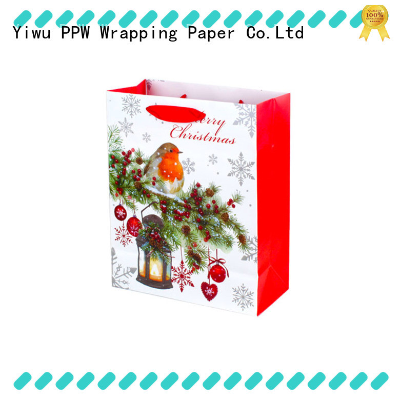PPW gift bags bulk factory price for wedding
