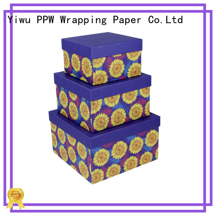 cost-effective folding box manufacturer for Valentine