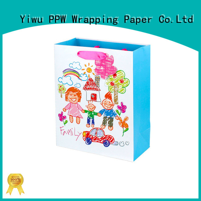 PPW professional small gift bags wholesale for festival