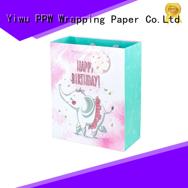 PPW packaging printing factory price for festival