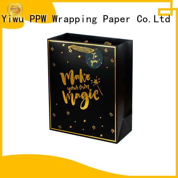 quality small paper bags factory price for wedding