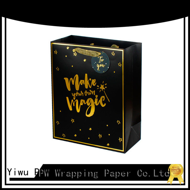 PPW kraft paper bags wholesale