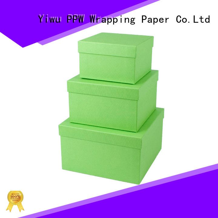 top quality small cardboard boxes on sale for birthday