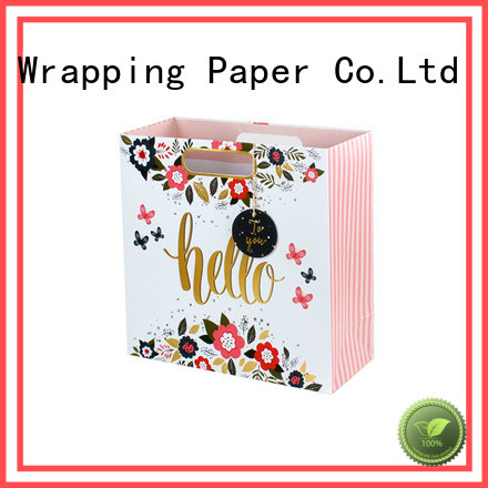 PPW christmas bags wholesale for birthday
