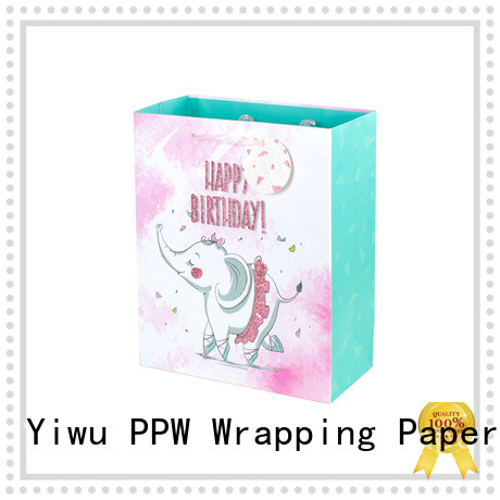 PPW professional christmas gift bags supplier for wedding