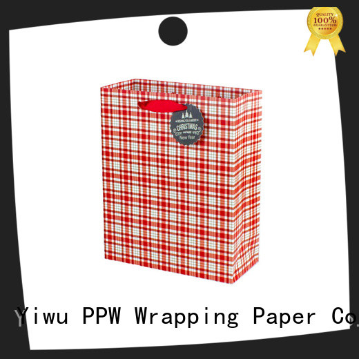 PPW hot selling paper party bags supplier