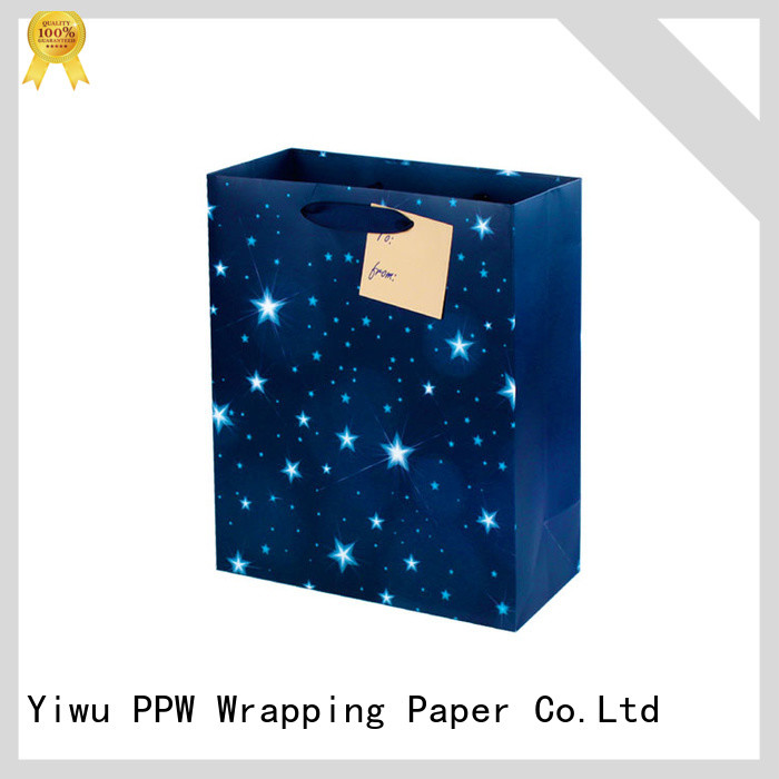 professional personalised gift bags wholesale for advertising