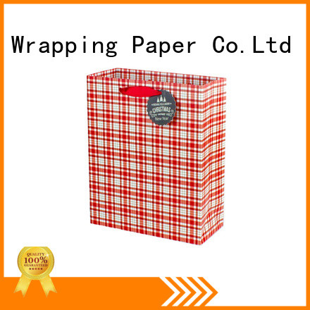 hot selling custom paper bags supplier for birthday