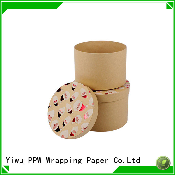 PPW top quality box packaging on sale for festival