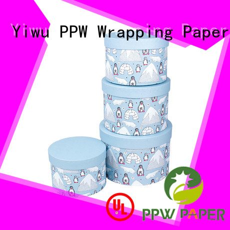 PPW box packaging on sale for birthday