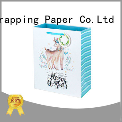 popular paper shopping bags factory price