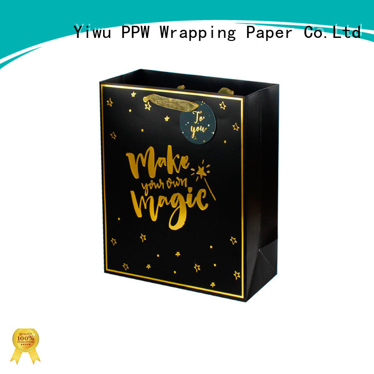 PPW small gift bags supplier