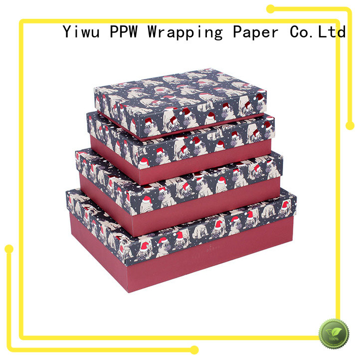 PPW cost-effective custom packaging box manufacturer for Valentine