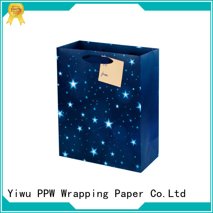 custom paper bags with handles wholesale for wedding