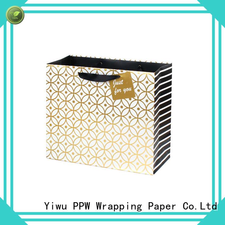 PPW hot selling gift bags bulk wholesale for festival