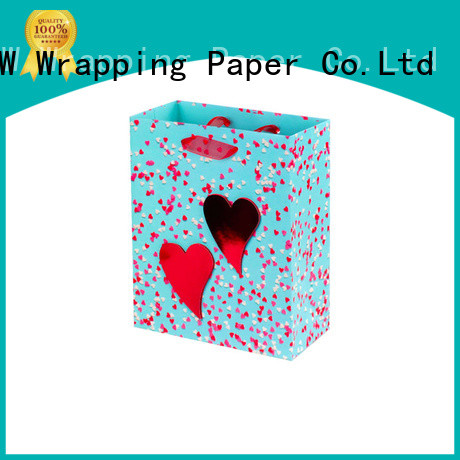 PPW popular paper bag supplier for birthday