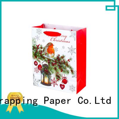 custom custom paper bags factory price for advertising