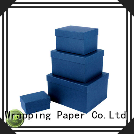 eco-friendly gift card box wholesale for birthday