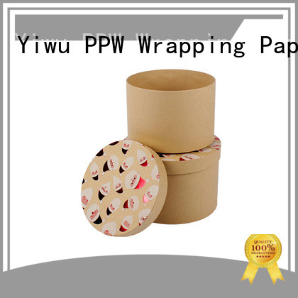 PPW cost-effective cardboard boxes for sale supplier for birthday