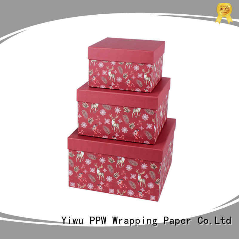top quality cardboard boxes for sale wholesale for Christmas