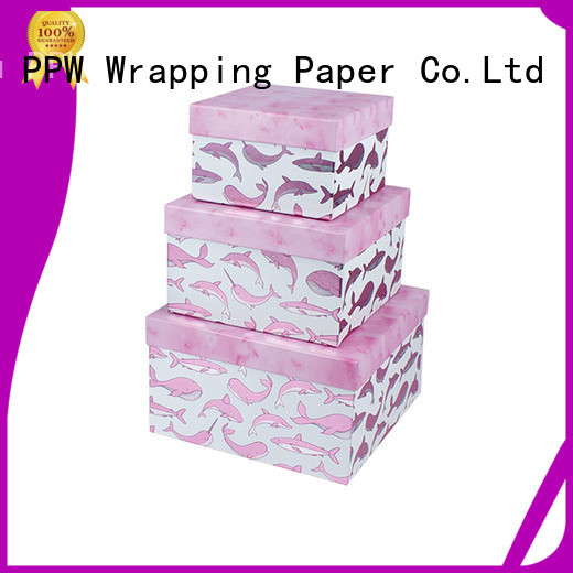 hot selling custom gift boxes supplier for birthday