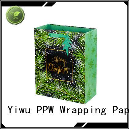 PPW custom gift bags supplier for advertising