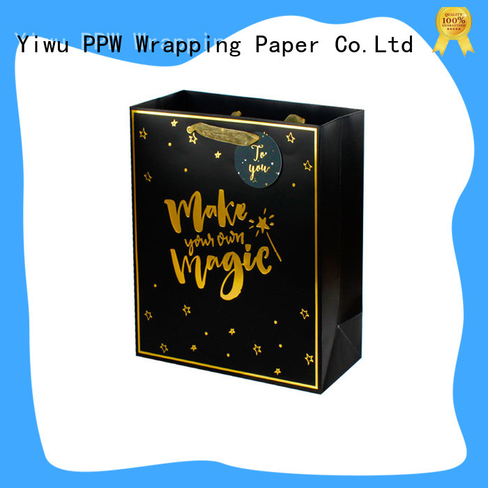 PPW christmas gift bags wholesale