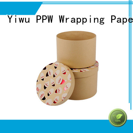 PPW cost-effective cardboard packaging manufacturer for Christmas