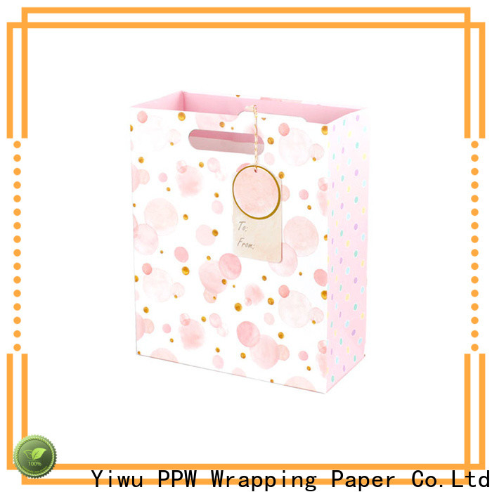 custom kraft bags supplier for birthday