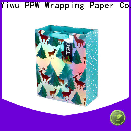 quality custom paper bags factory price for birthday