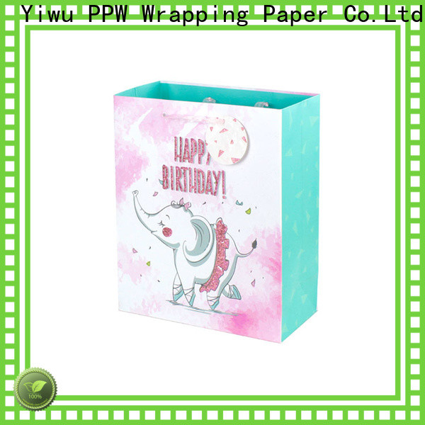 popular small paper bags wholesale for festival