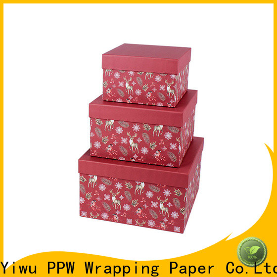 hot selling cosmetic box wholesale for festival