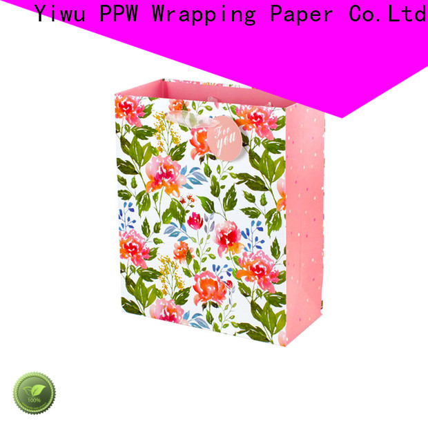 professional paper bags with handles factory price