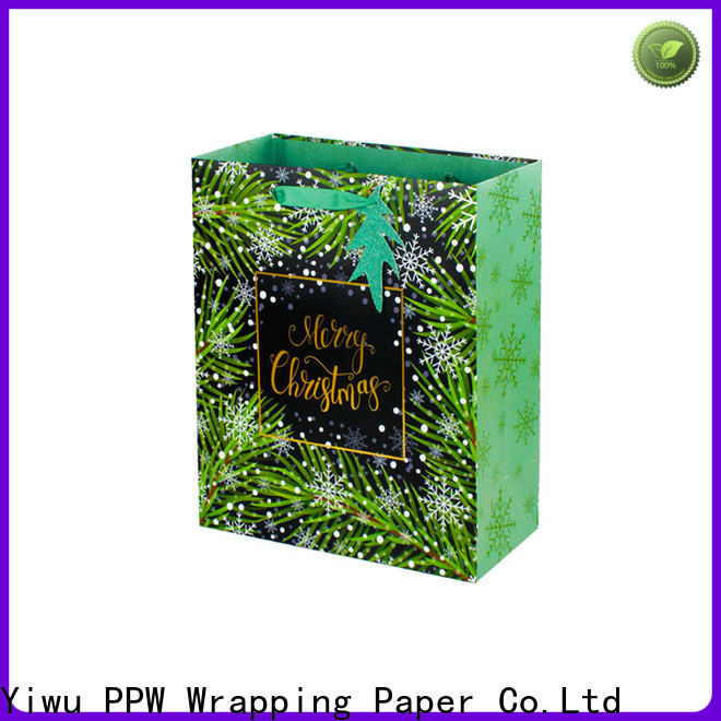 quality paper shopping bags supplier for wedding
