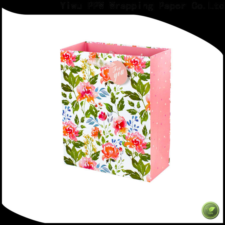 hot selling paper bag supplier for advertising