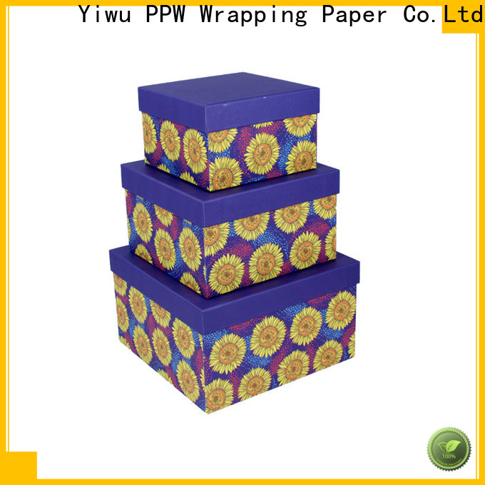 top quality small cardboard boxes manufacturer for Christmas