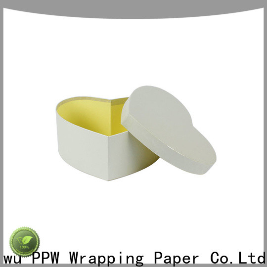 PPW custom gift boxes manufacturer for Valentine